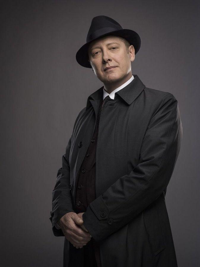 The Blacklist Season 2 James Spader as Raymond 'Red' Reddington
