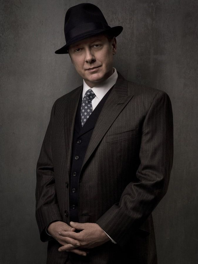 James Spader as Raymond 'Red' Reddington