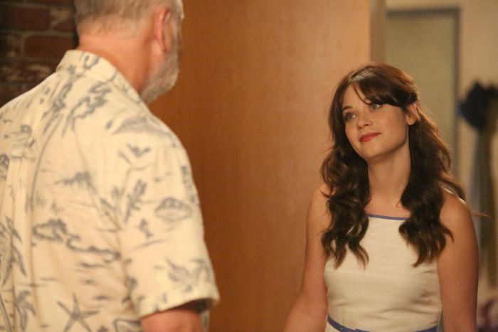 NEW GIRL Season 4 Jess (Zooey Deschanel)