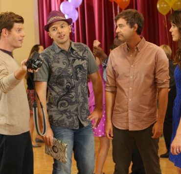 Stephen Rannazzisi as Kevin, Paul Scheer as Andre, Mark Duplass as Pete, Katie Aselton as Jenny