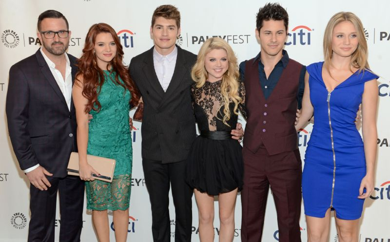 Faking It MTV Cast PaleyFest