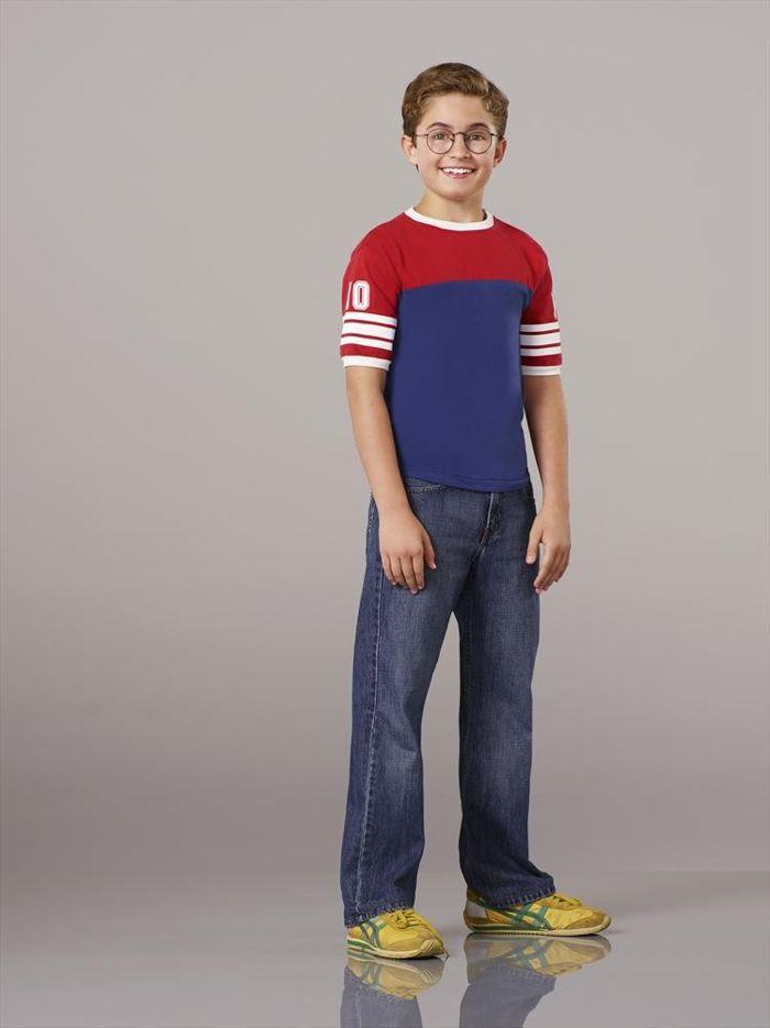 Sean Giambrone as Adam Goldberg The Goldbergs ABC