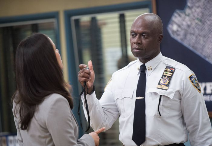Brooklyn Nine Nine 201 FOX 9