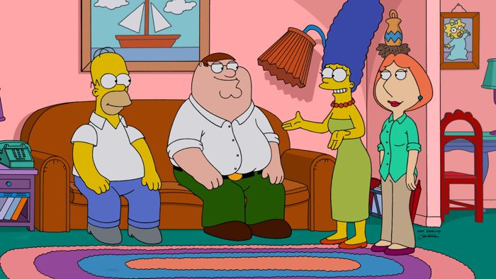 Family Guy The Simpsons Crossover Episode 06