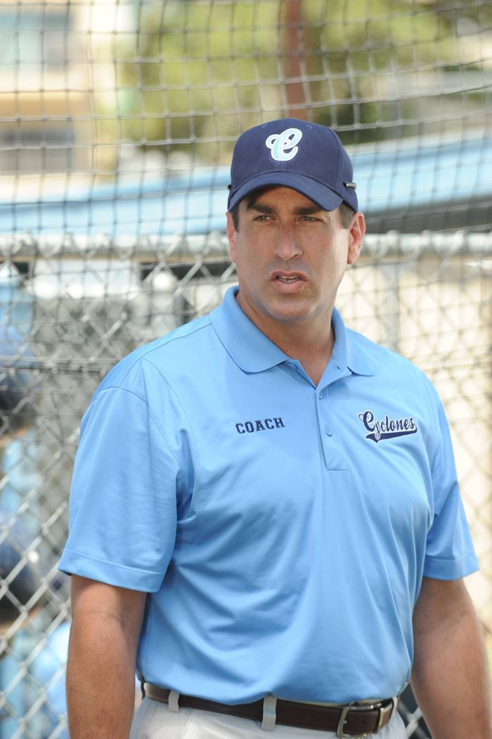 Rob Riggle as Mr. Bethesda The League