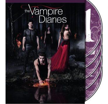 The Vampire Diaries Season 5 DVD