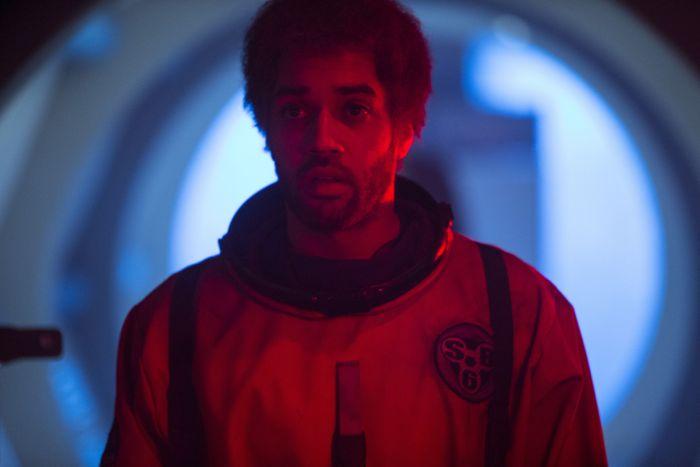 Doctor Who, Season 8, Episode 4, Orson Pink (Samuel Anderson)