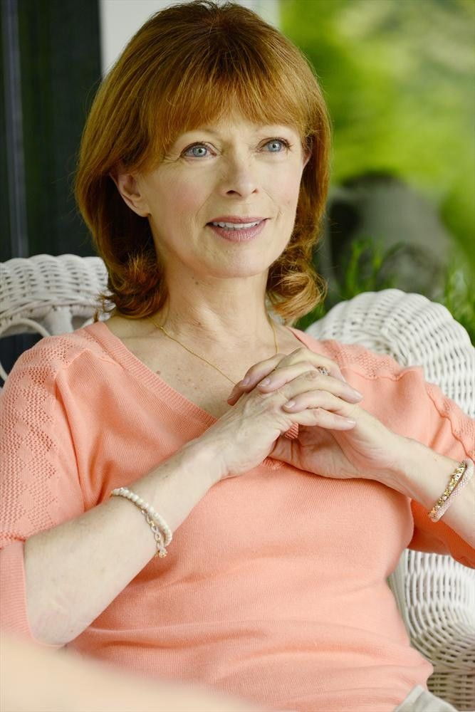 FRANCES FISHER RESURRECTION
