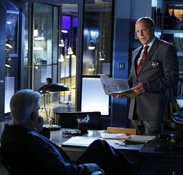 Ted Danson and Marc Vann CSI Season 15