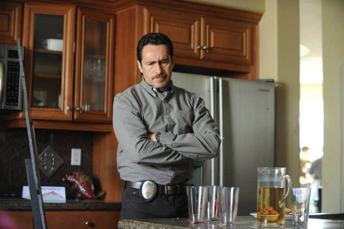 Demian Bichir as Marco Ruiz The Bridge