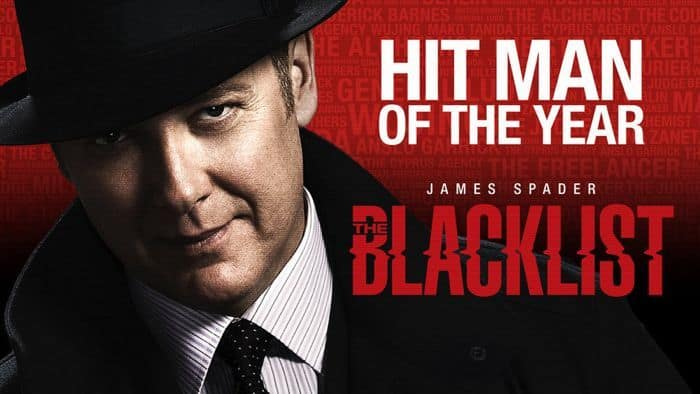 The Blacklist Season 2 Poster James Spader
