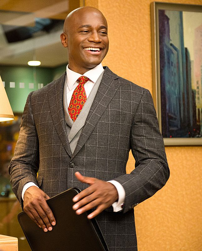 Taye Diggs guest stars as Dean Levine-Wilkins The Good Wife