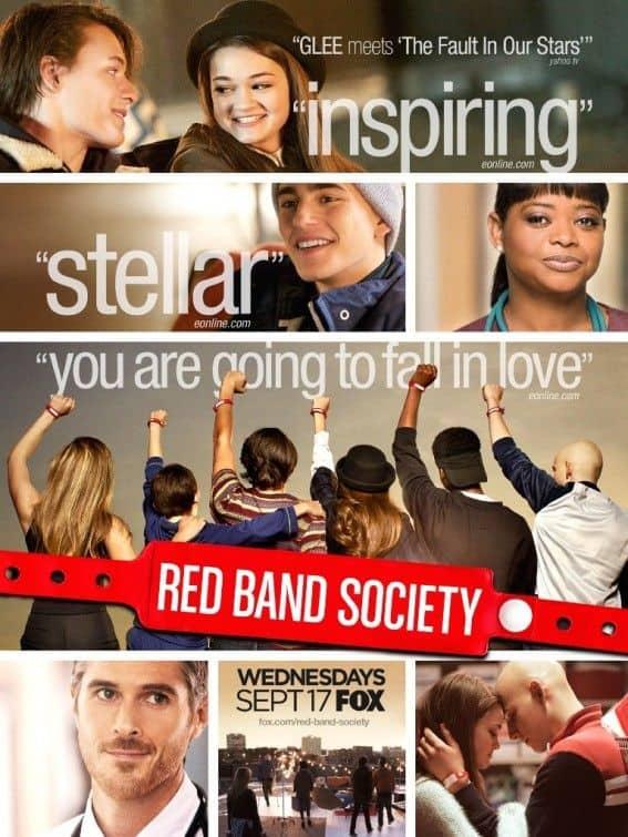 Red Band Society Season 1 Poster FOX