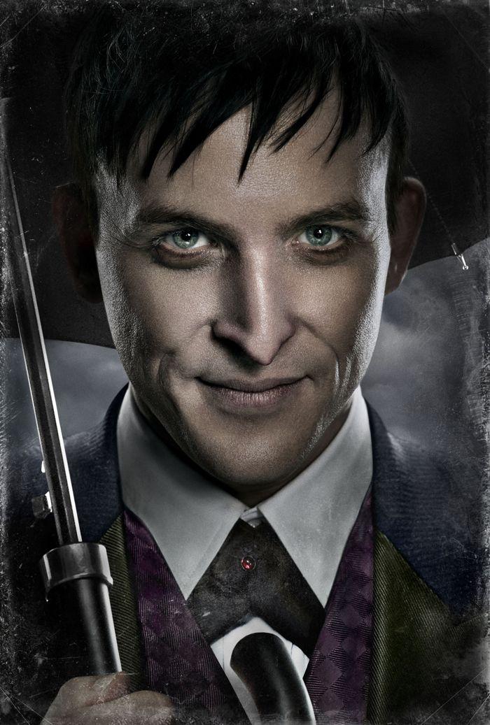 Robin Lord Taylor as Oswald Cobblepot Gotham