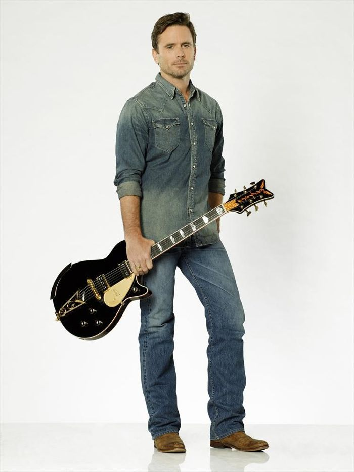 """Nashville"" stars Charles Esten as Deacon Claybourne"