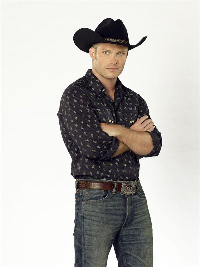 """Nashville"" stars Chris Carmack as Will Lexington"