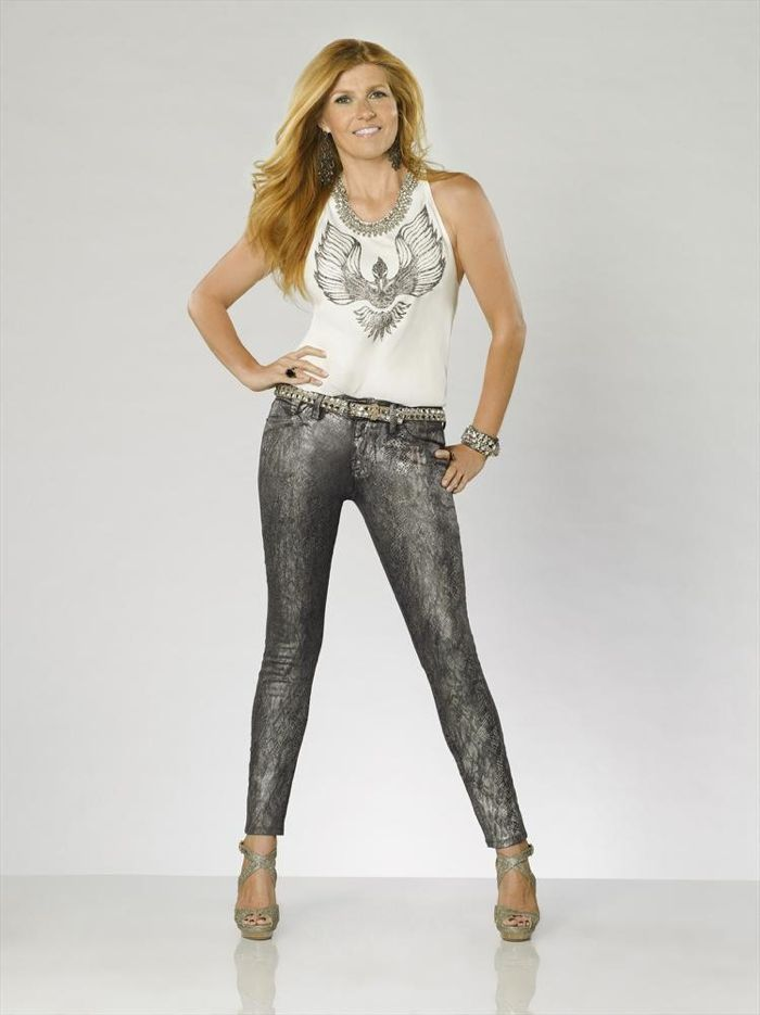 """""""Nashville"""" stars Connie Britton as Rayna Jaymes"""