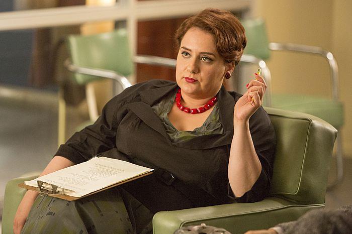 Artemis Pebdani as Flo in Masters of Sex (season 2, episode 10)
