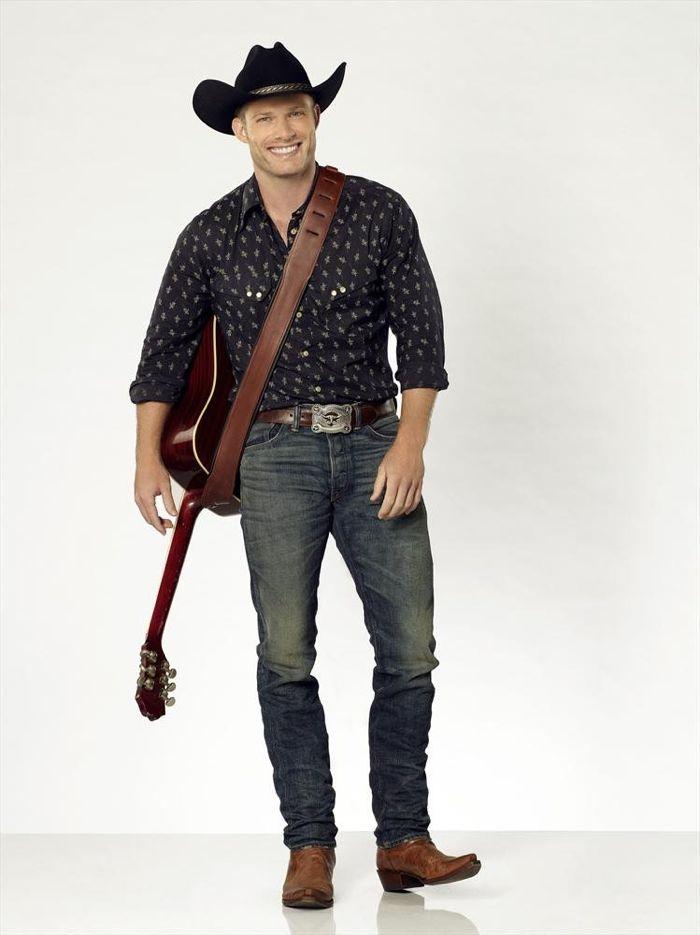 CHRIS CARMACK Nashville Season 3