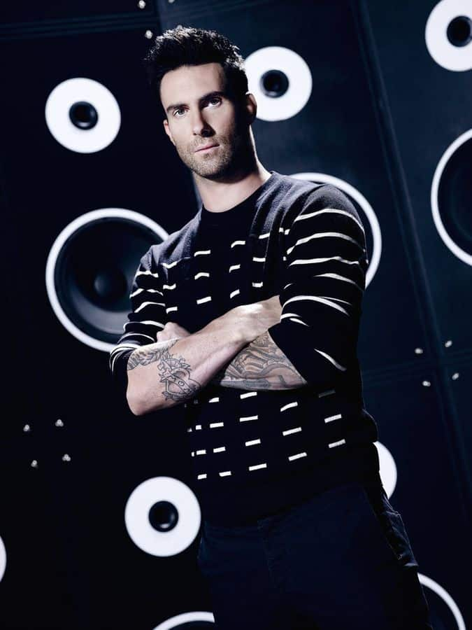 Adam Levine The Voice Season 7