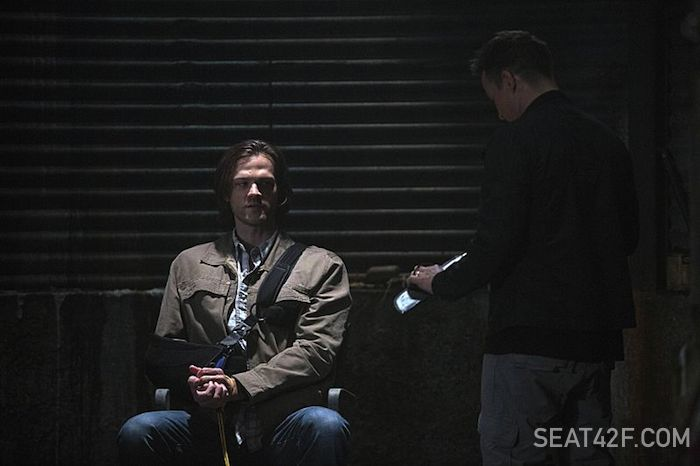Supernatural 10x01 The CW 3