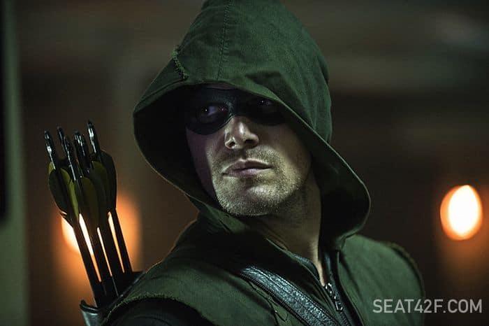 Arrow 3x01 The CW 1