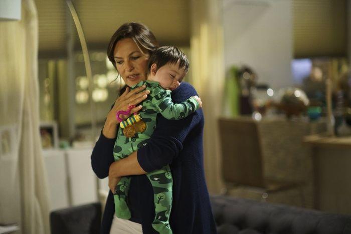 Mariska Hargitay as Sergeant Olivia Benson Law & Order: Special Victims Unit - Season 16
