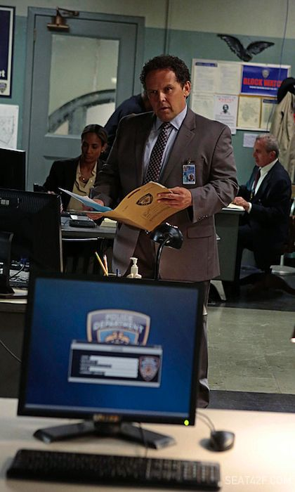 Kevin Chapman Person Of Interest Panopticon