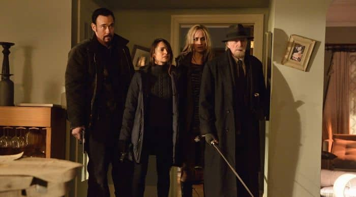 """THE STRAIN """"The Disappeared"""" -- Episode 9"""