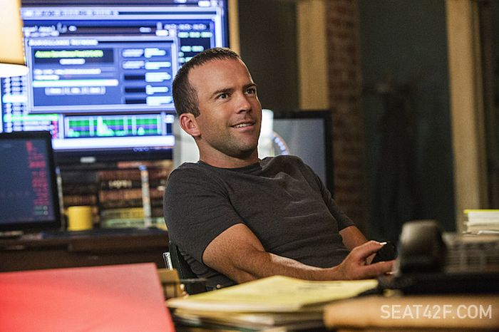 NCIS New Orleans Lucas Black as Special Agent Christopher LaSalle