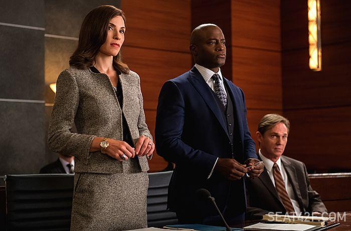 The Good Wife 6x01 CBS 2