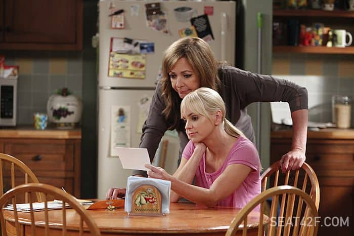 Mom TV Show Allison Janney Anna Faris