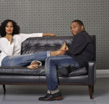 TRACEE ELLIS ROSS, ANTHONY ANDERSON Black-ish