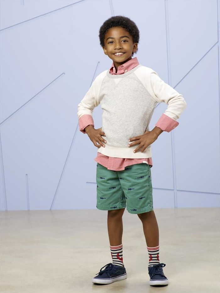 MILES BROWN Black-ish