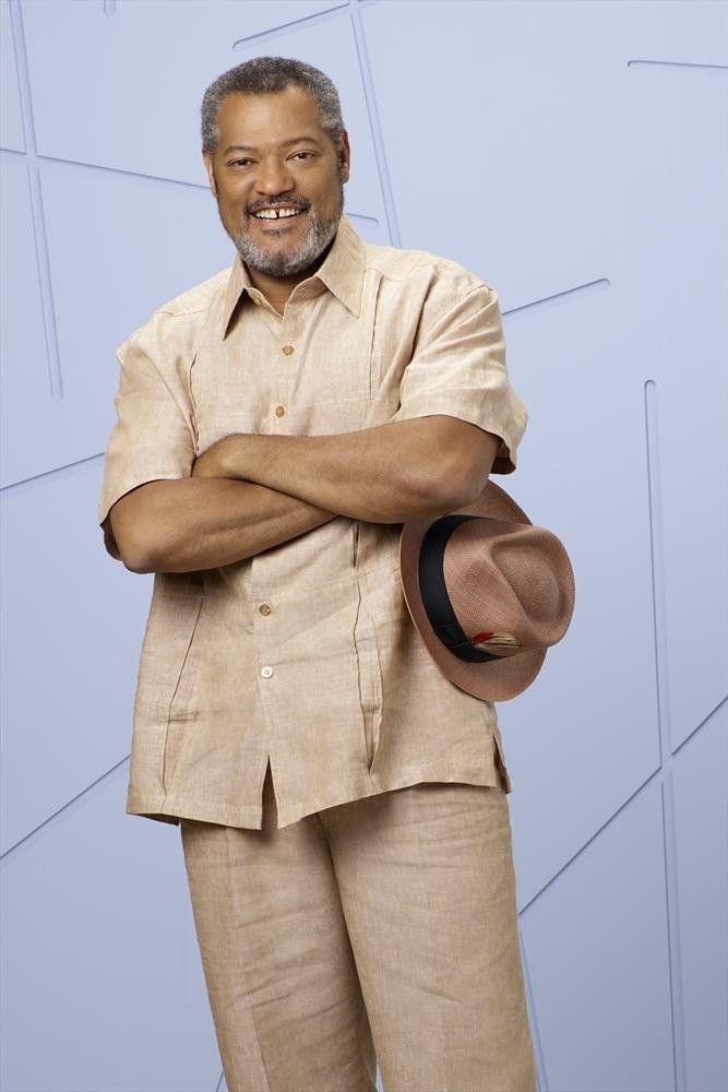 LAURENCE FISHBURNE Black-ish