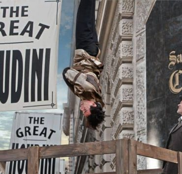 Adrien Brody as THE GREAT HOUDINI 2