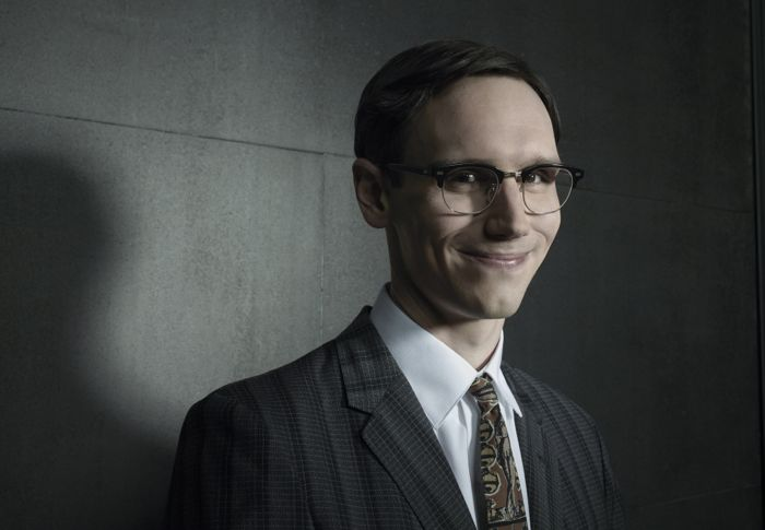 Cory Michael Smith as Edward Nygma Gotham