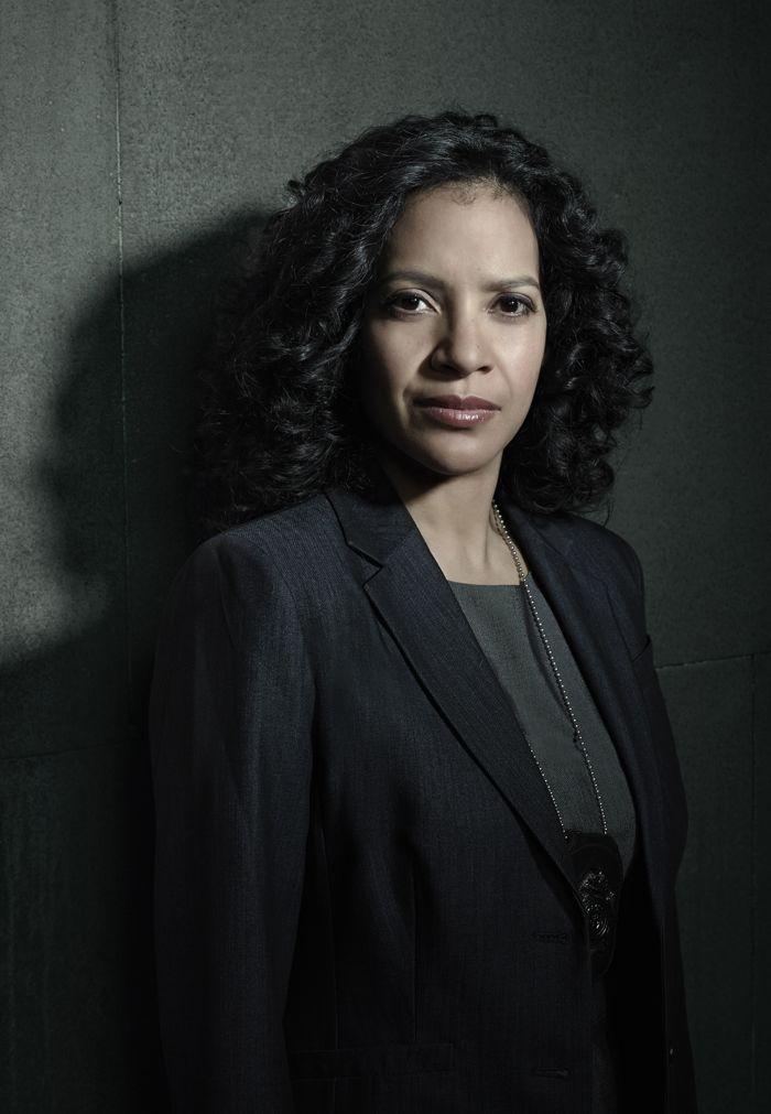 Zabryna Guevara as Captain Sarah Essen Gotham