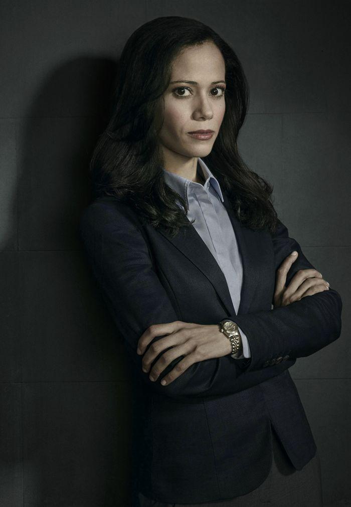 Victoria Cartagena as Renee Montoya Gotham