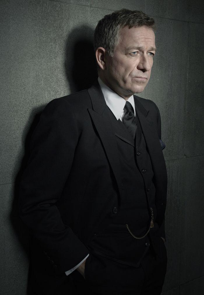Sean Pertwee as Alfred Gotham