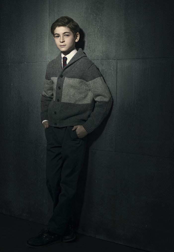 David Mazouz as Bruce Wayne Gotham