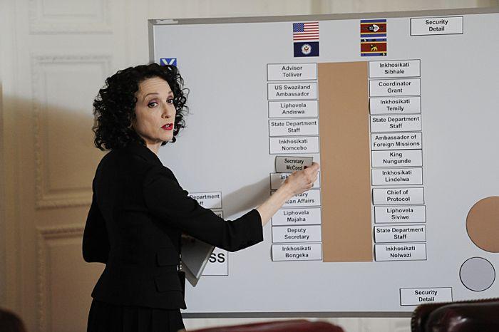 Bebe Neuwirth Madam Secretary
