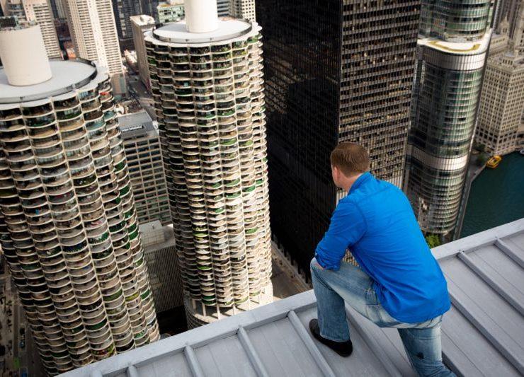 Nik Wallenda Chicago