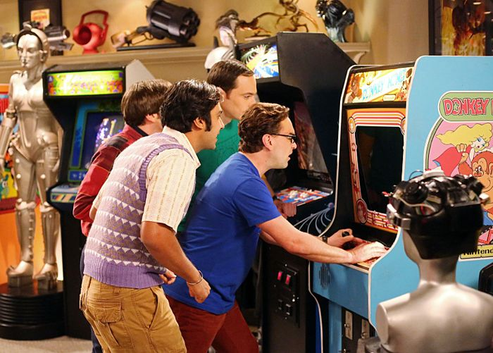The Big Bang Theory 8x07 6