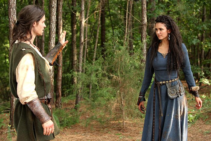 Nina Dobrev as Tatia The Originals Red Door