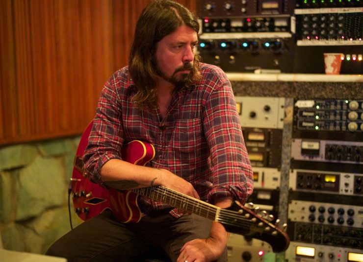 Foo Fighters Sonic Highways HBO