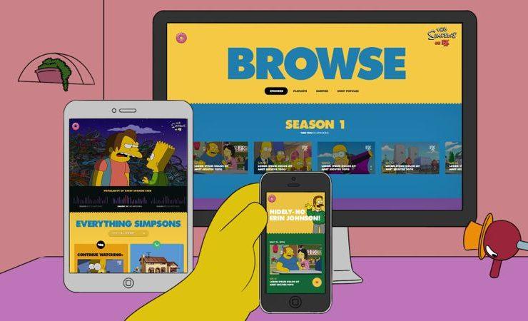 Simpsons World App