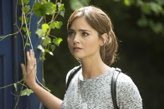 Doctor Who, Season 8, Episode 10, Clara (Jenna Coleman)
