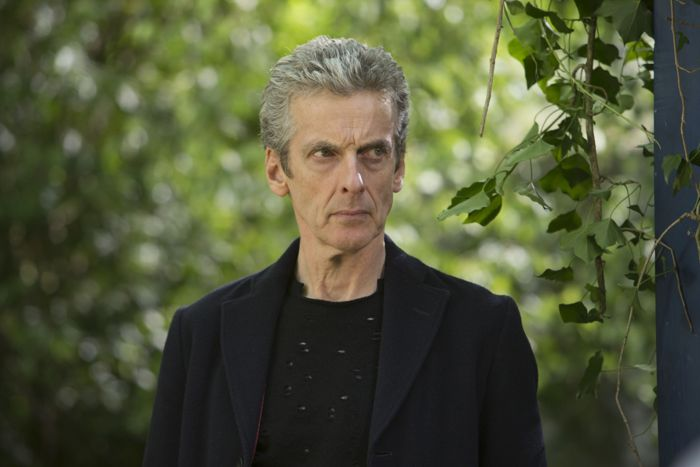 Doctor Who, Season 8, Episode 10, the Doctor (Peter Capaldi)