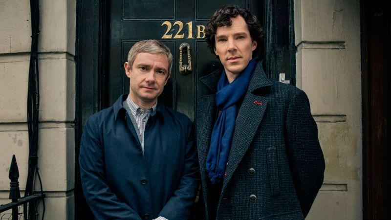 Sherlock BBC America